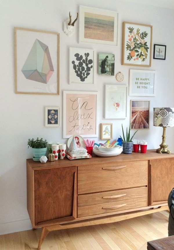 7 ideas for decorating rooms with little money 12