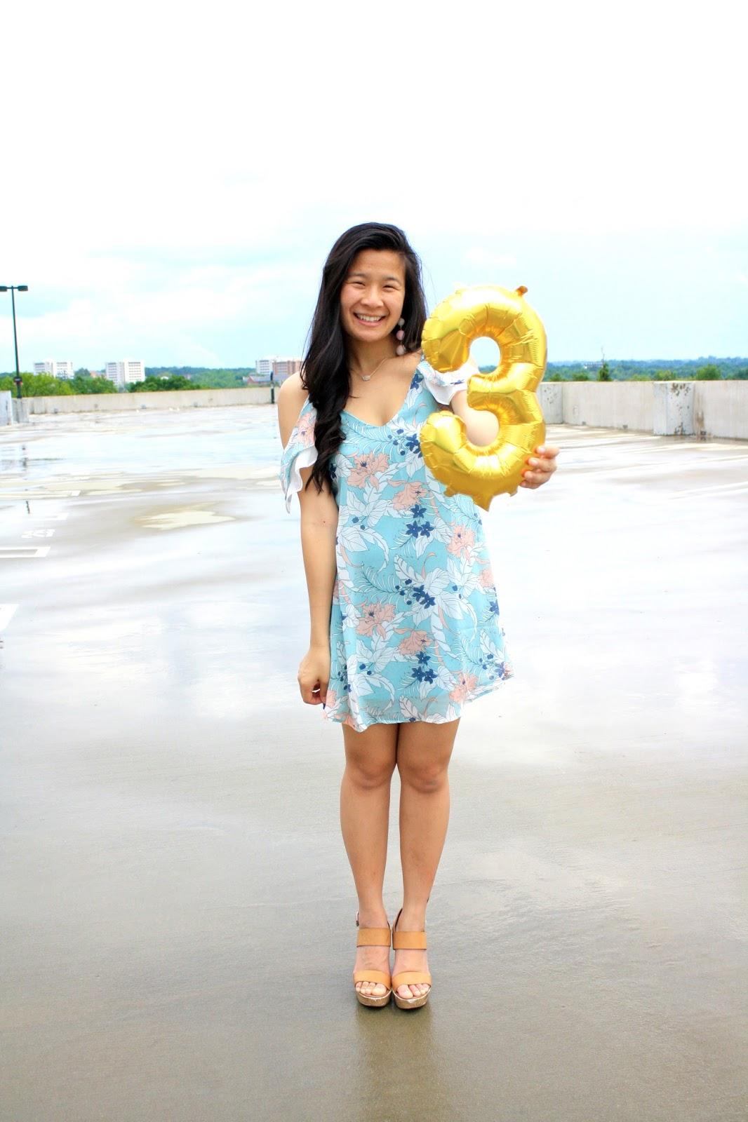 3 year blog birthday