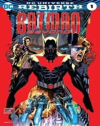 Batman Beyond (2016)