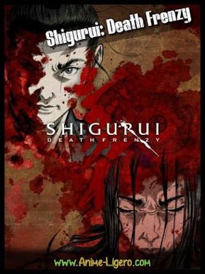 Shigurui: Death Frenzy [12/12][MEGA] BD | 720P [120MB][Sub Español]