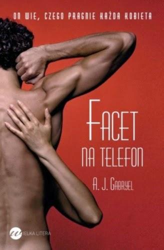 Facet na telefon - A. J. Gabryel
