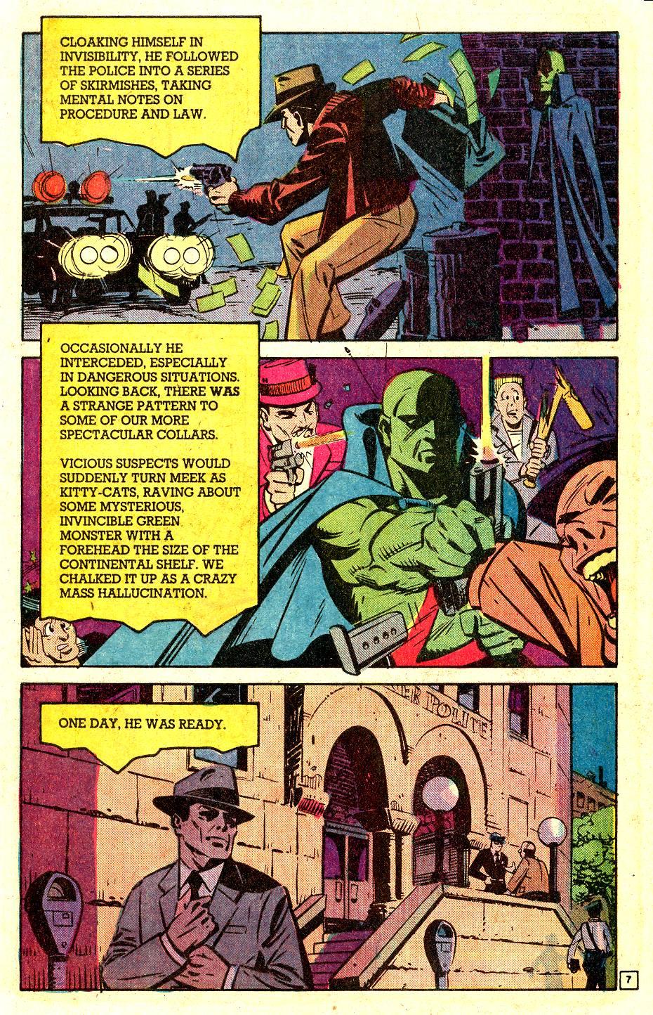 Read online Secret Origins (1986) comic -  Issue #35 - 30