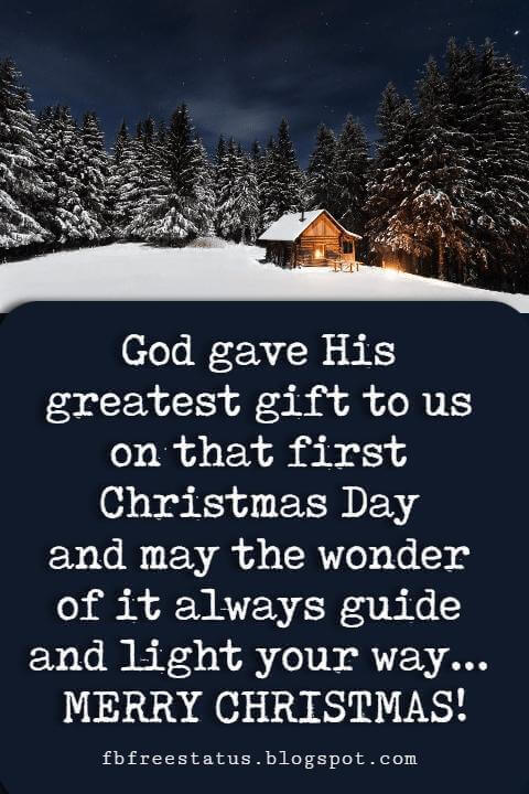 religious christmas sayings and photos