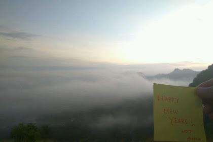 Bukit Walikukun (Candi Dadi) Saksi Resolusi Pergantian Tahun