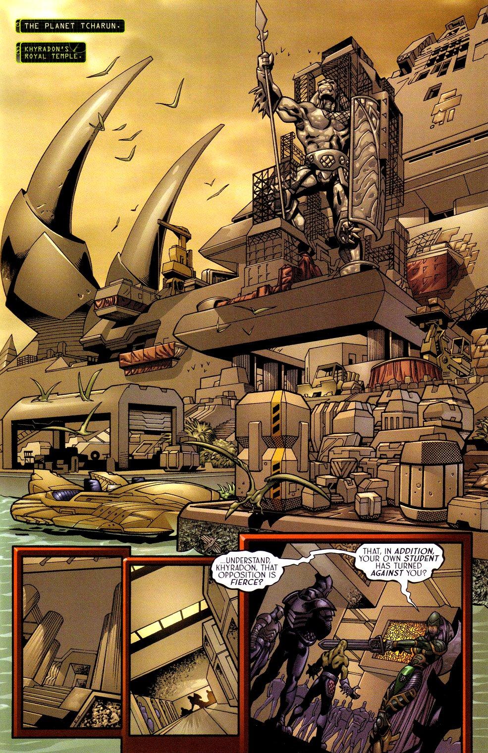 Read online Sigil (2000) comic -  Issue #16 - 3