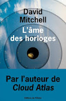 David Mitchell L'âme des horloges L'Olivier