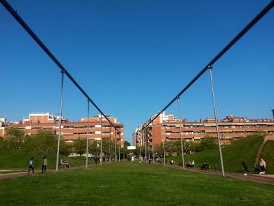 Parc de la Solidaritat in Esplugues de Llobregat