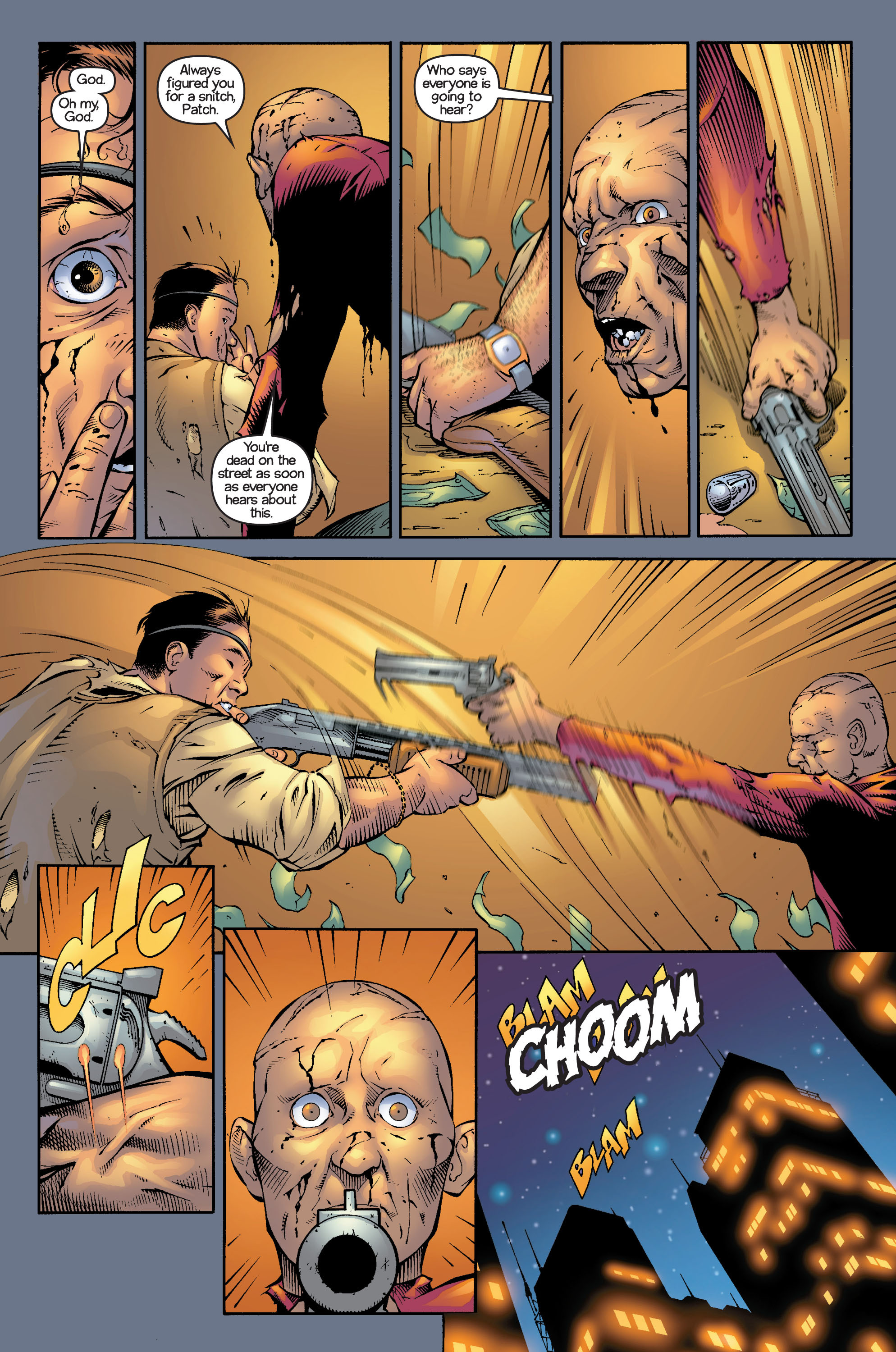 Read online Ultimate X-Men comic -  Issue #14 - 10