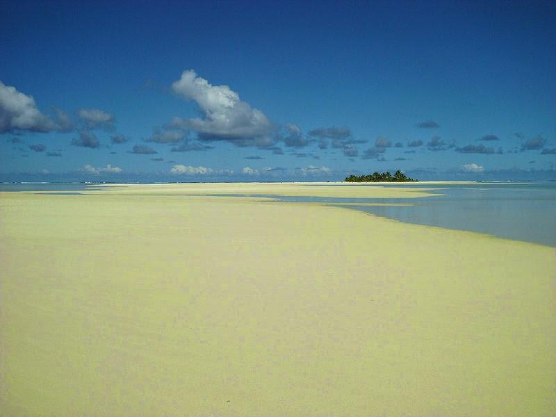 Aitutaki, Isole Cook meridionali (Nuova Zelanda)