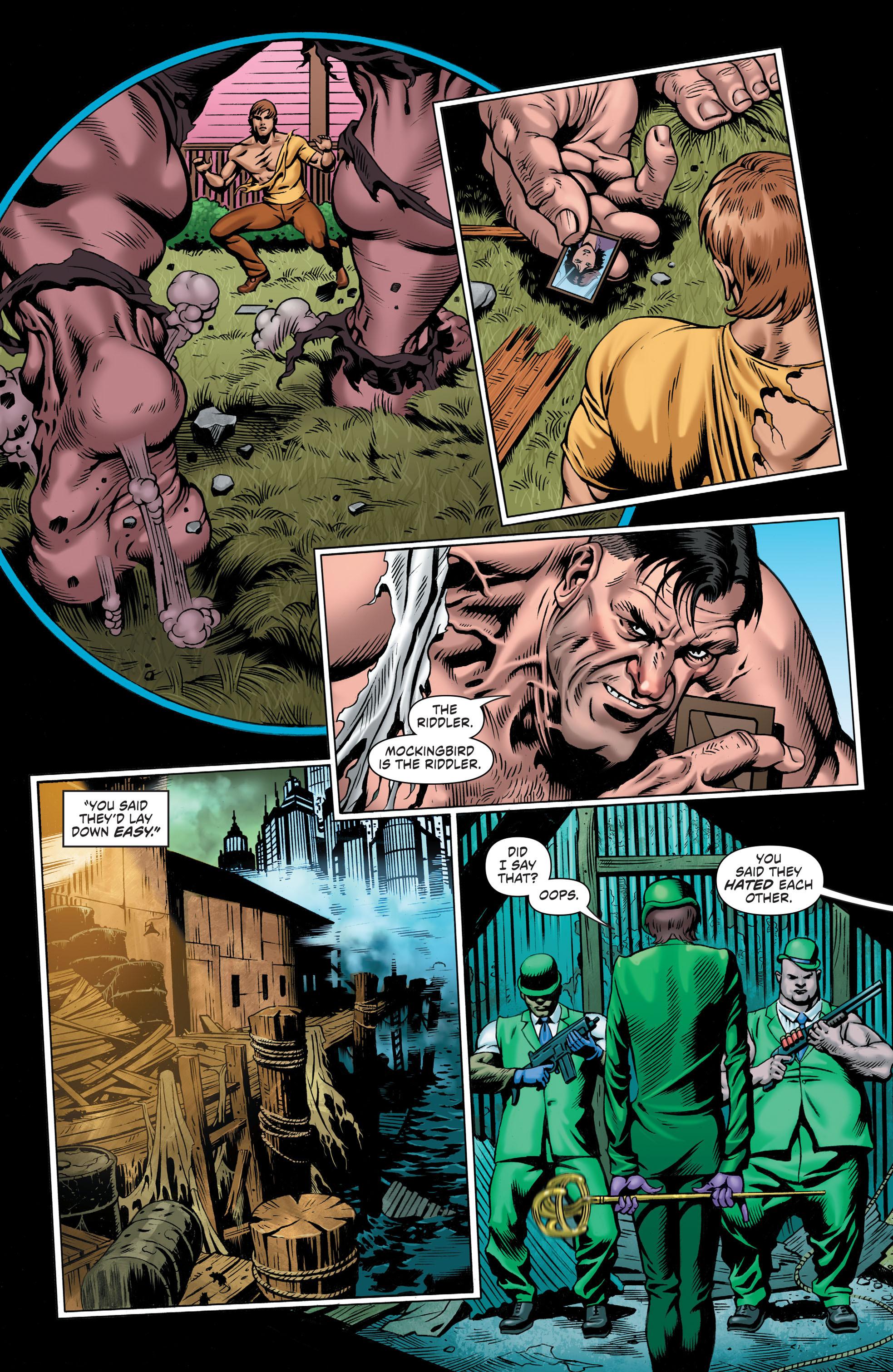 Read online Secret Six (2015) comic -  Issue #5 - 13