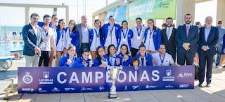 WATERPOLO - CN Sabadell mantiene su hegemonía en la Supercopa, y ya van ocho