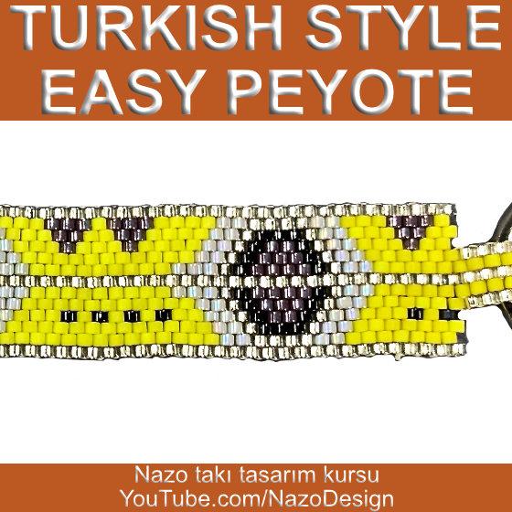 Türk usulü kolay peyote