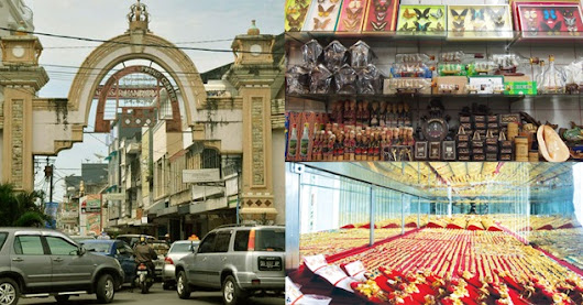 Soba Opu Street (Shopping Center) - all about sulawesi