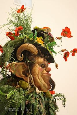Exposición - Espíritus del Bosque (Coslada)