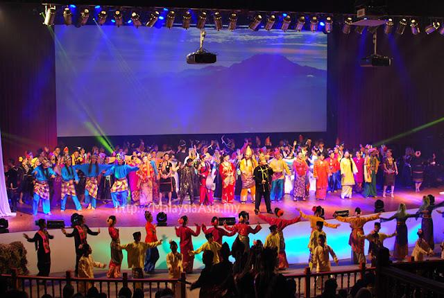 Sabah Fest Show