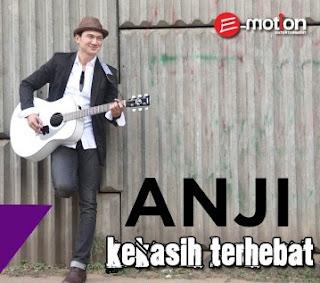 Anji - Kekasih Terhebat (Karaoke)
