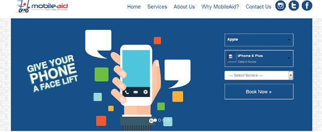 leading mobile device repair service provider in Dubai