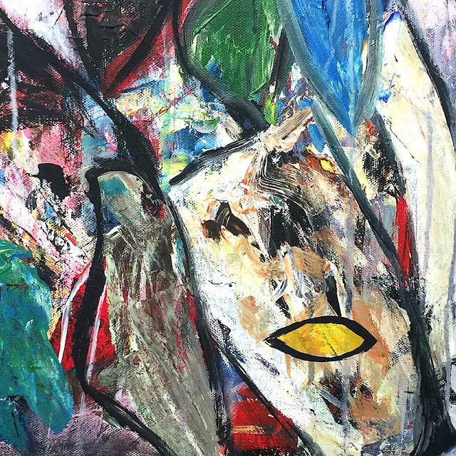 054-Oana-Singa-Masks-and-Tears-acrylic-on-canvas-36X24in-91X61cm-2017-detail-4