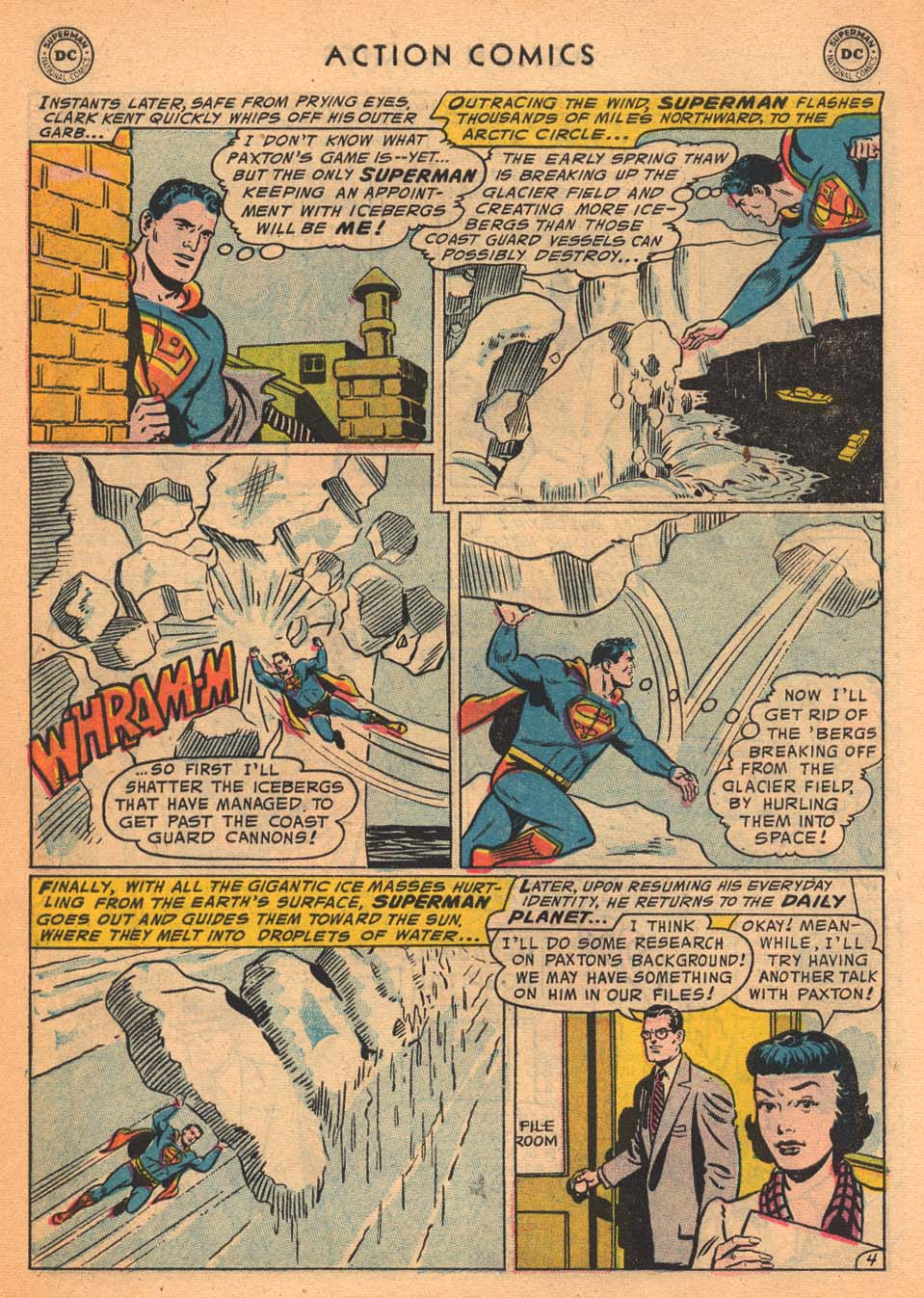 Action Comics (1938) 213 Page 5
