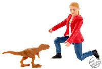 Mattel Jurassic World Toys Maisie and Tyrannosaurus Rex 01