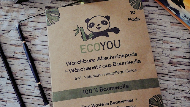 EcoYou Make Up Remover Pads Abschminkpads