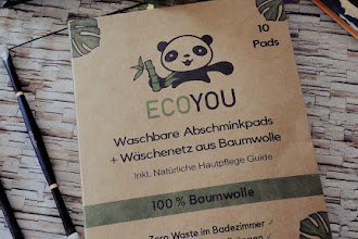 Little Steps To Help Mother Nature: Testing EcoYou Make-Up Remover Pads