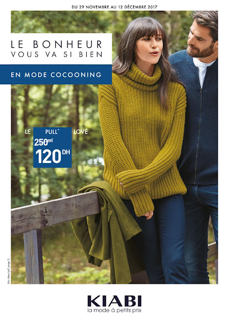 catalogue kiabi maroc novembre decembre 2017