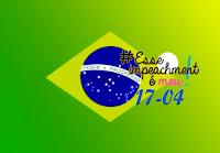 Bandeira do Brasil esse impeachment eh meu, para redes sociais
