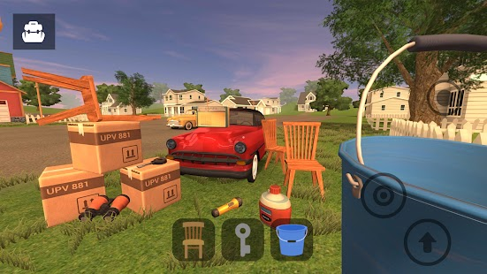 Angry neighbor Apk Free on Android Game Download