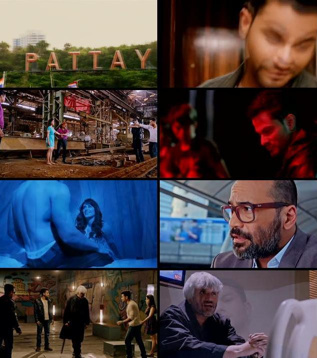 Bhaag Johnny 2015 480p DVDRip