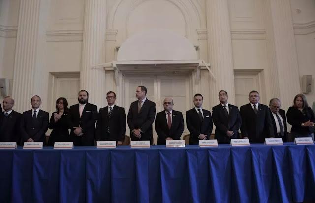 Delito imputado a Maduro es sancionado con pena de hasta 15 años de cárcel