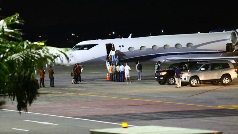 Liburan di Bali, Barack Obama Pakai Toyota SUV Mewah Land Cruiser