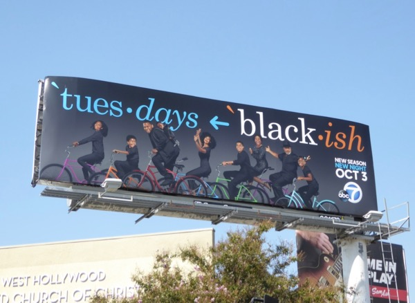 Black-ish season 4 billboard