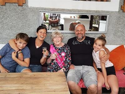 Самый старый блогер в мире: Дагни Карлссон 106 лет  (Dagny Carlsson)
