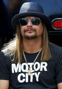 Kid Rock 'MOTOR CITY' T-Shirt.  PYGOD.COM