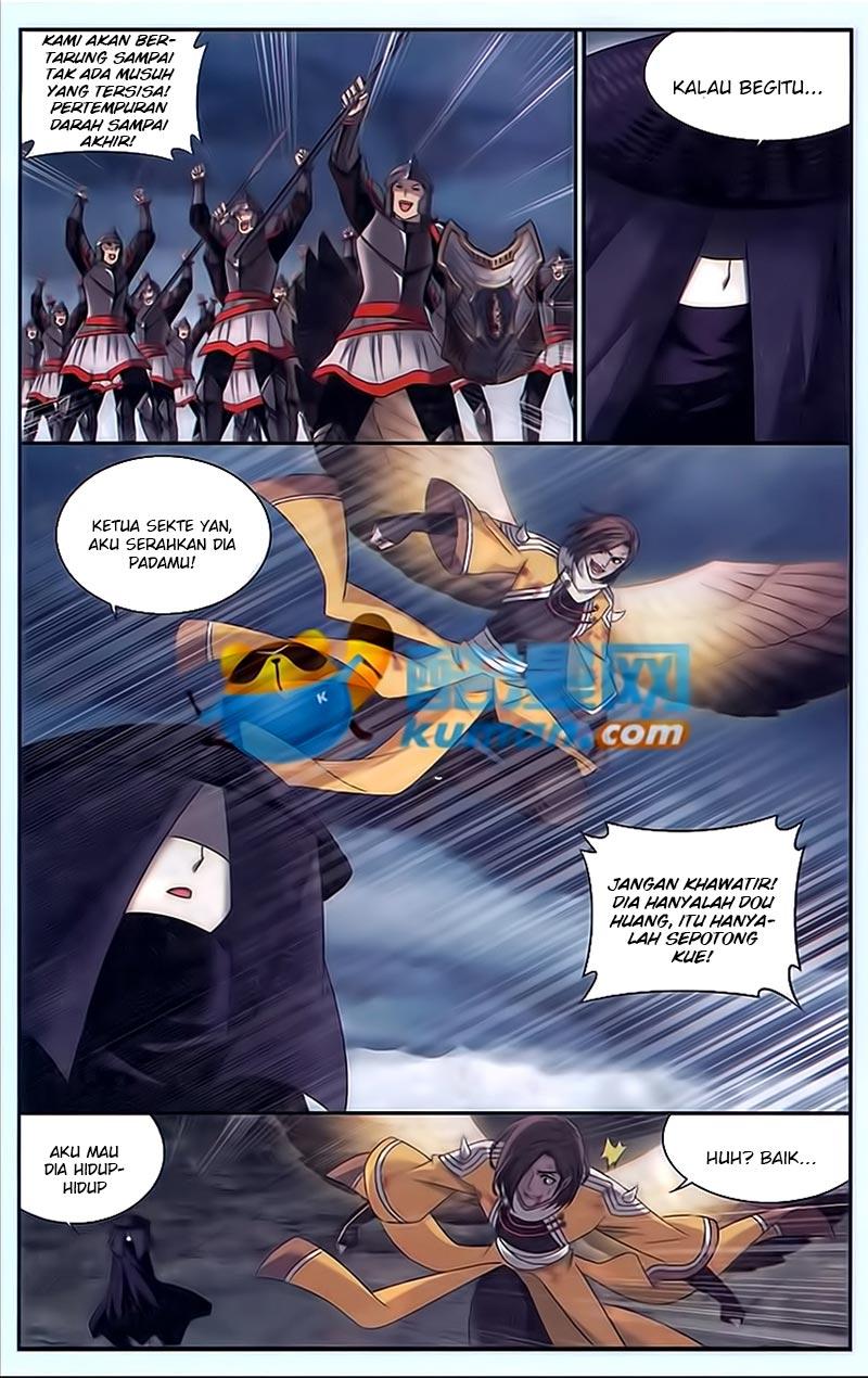 Battle Through the Heavens Chapter 178-37