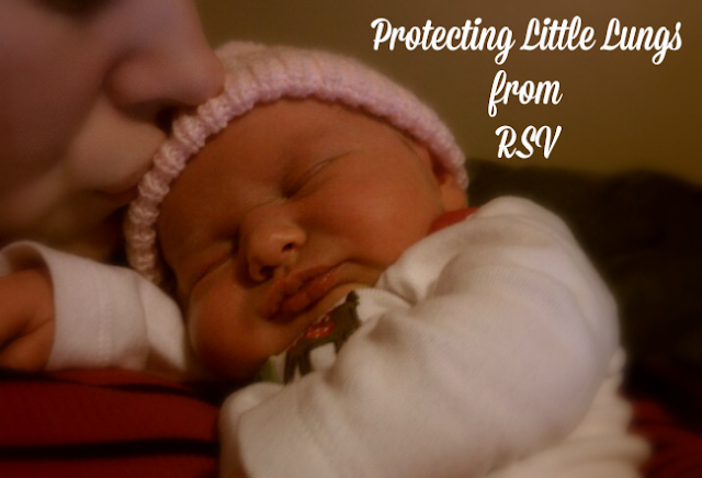Did you know October is #RSVAwarenessMonth? Check the facts & learn how to protect #LittleLungs from RSV. #ad #IC