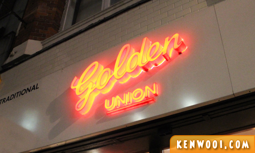 london golden union