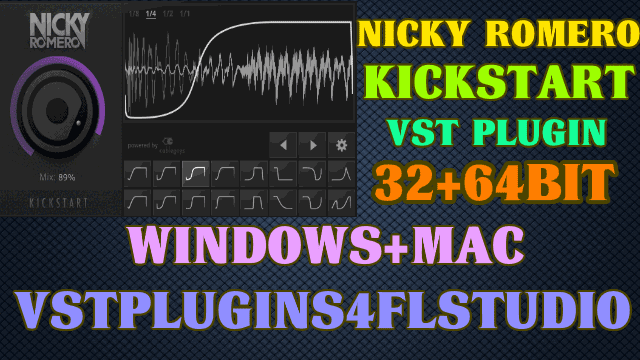nicky romero kickstart plugin download