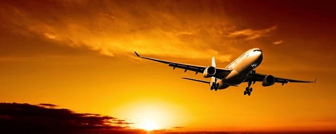 du lịch bằng máy bay