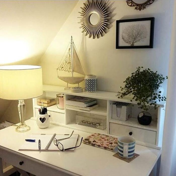 Zmienny Dom | biurka polskiej blogosfery
