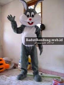 image kostum bugs bunny badut characters