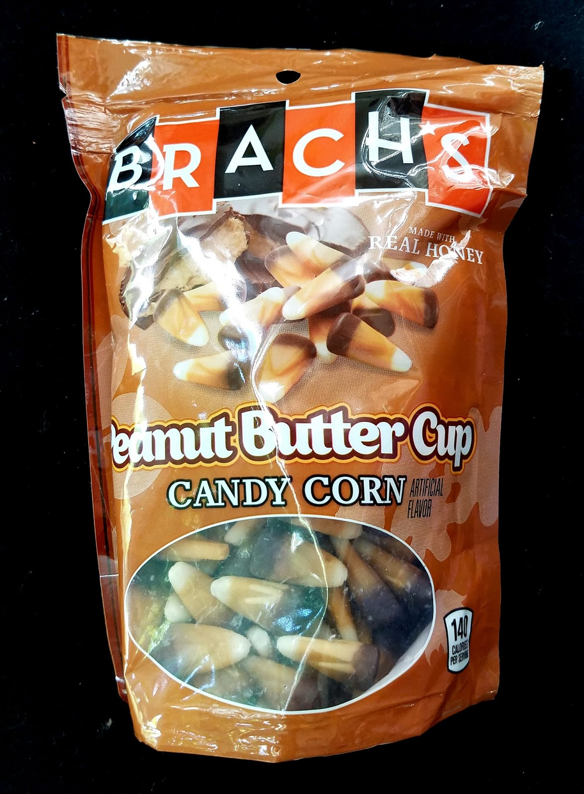 Obsessive Sweets: Candy Corn in Myriad Flavors: Brach's Peanut Butter Cup Candy Corn