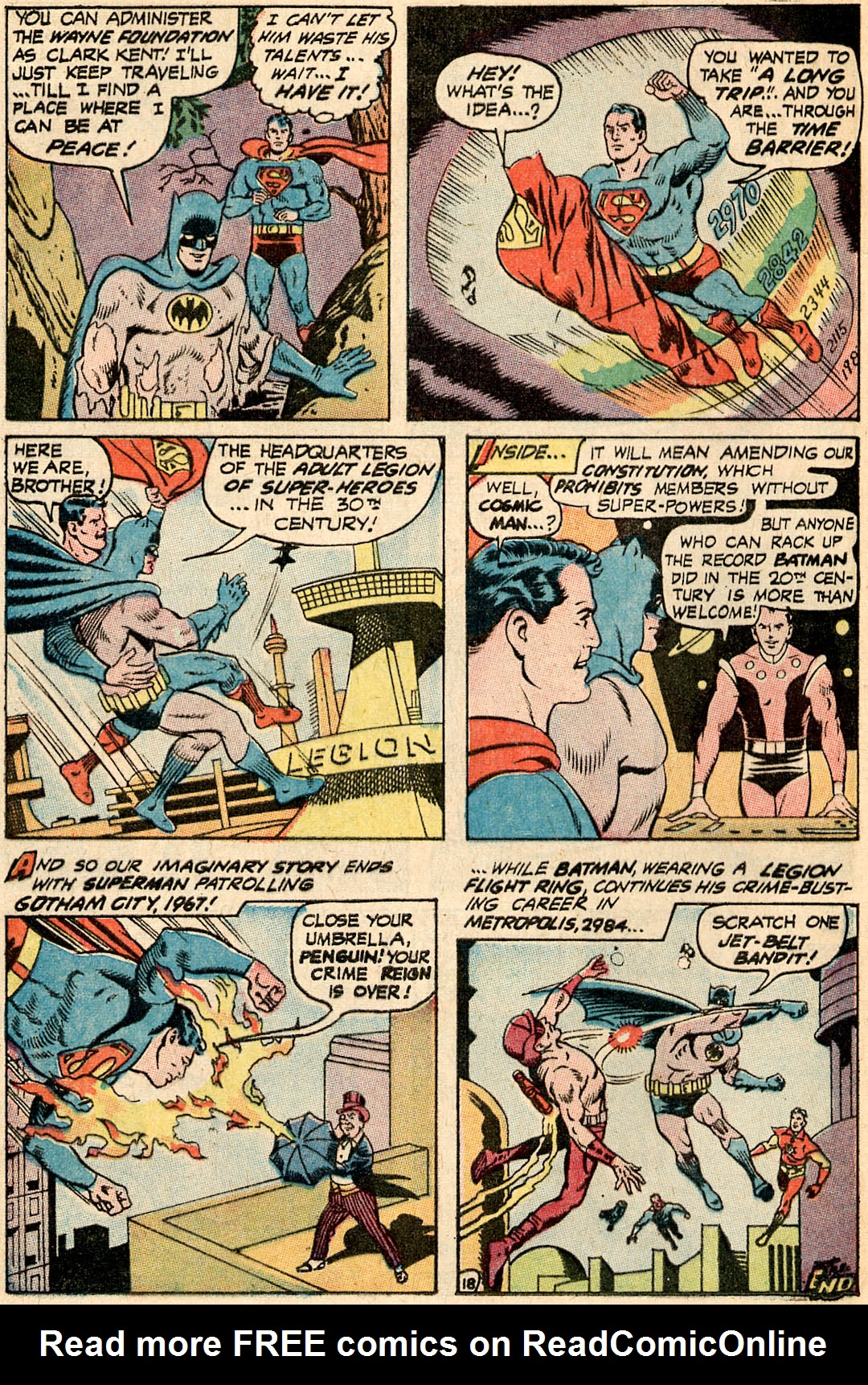 Read online World's Finest Comics comic -  Issue #172 - 24
