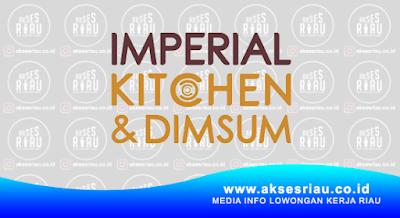 Lowongan Imperial Kitchen & Dimsum Transmart Pekanbaru Februari 2018