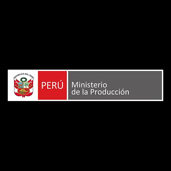 Logo Ministerio de la Producción - Auspiciador III Congreso Internacional de la Industria Plástica, Lima, Perú, abril 2020