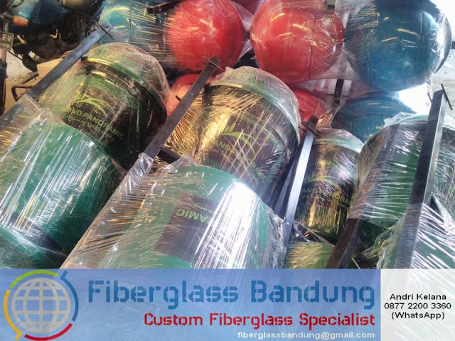 packing tong sampah fiber