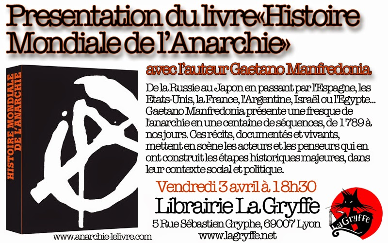 anarchie anarchisme