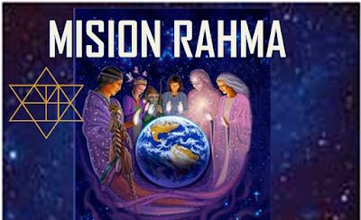 RAMA seres extraterrestres vigilan y cuidad para ascender espiritualmente