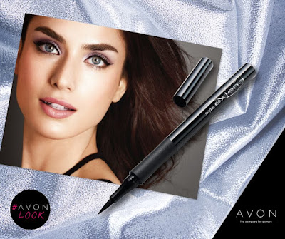 Avon Eyeliner Super Exyend Precise. Clicca per ordinare sul Catalogo Avon Online della campagna in corso. Spedizione GRATIS a partire di 35€ di ordine!